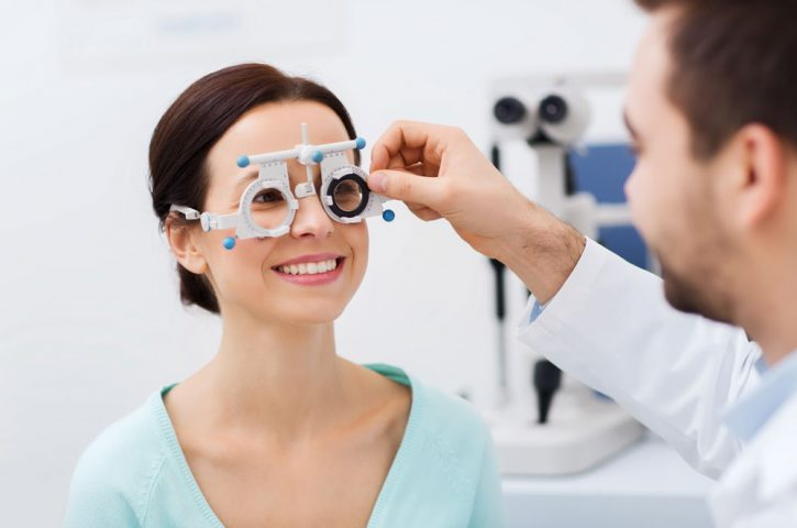 Eye Physician Advice: Glasses for Summer time Activity