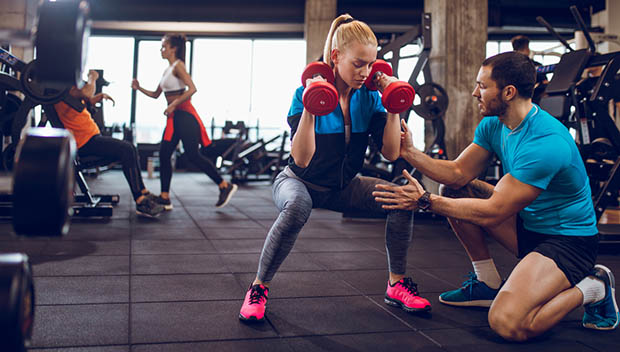 Several Things To Consider When Getting A Personal Fitness Trainer